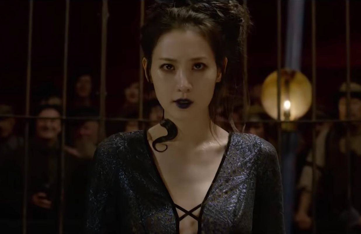 'Fantastic Beasts' Star Claudia Kim Speaks Out After Backlash Over Her