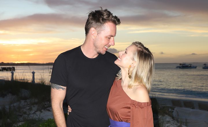 Kristen Bell and Dax Shepard have two daughters, 3-year-old Delta and 5-year-old Lincoln.