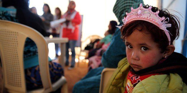 TO GO WITH AFP STORY BY SARA HUSSEIN