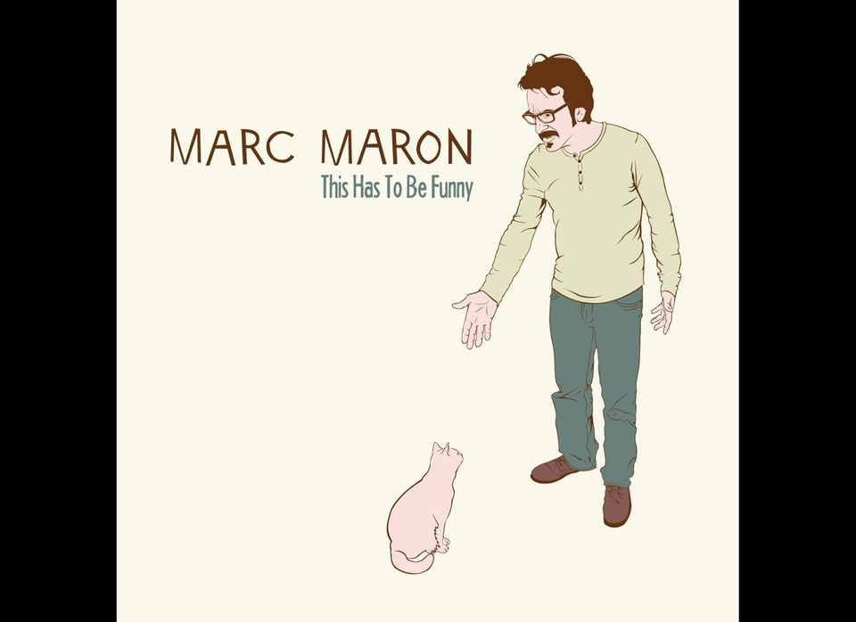 "<strong>Who?</strong> Marc Maron may be best known for his podcast ""WTF"" these days (and hopefully, <a href=""https://www.huff"