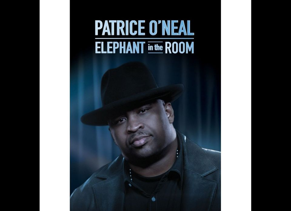 """We lost a true comedy genius this year, but Patrice O'Neal left behind a stand-up masterpiece in """"Elephant in the Room."""" If y"""