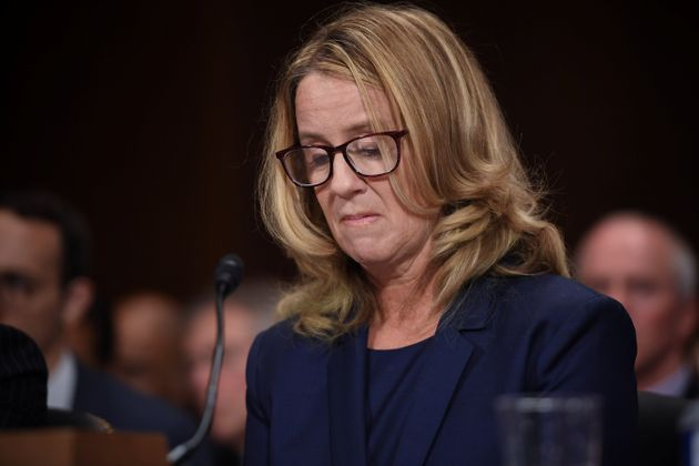 People Are In Tears After Christine Blasey Ford's Extraordinary Account Of Alleged Assault By Brett