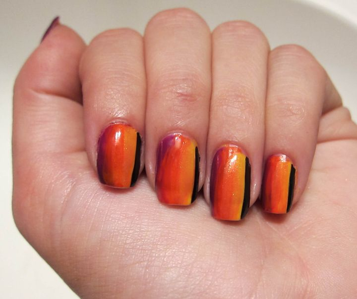 The Ugly Beauty Of Nail Art Huffpost