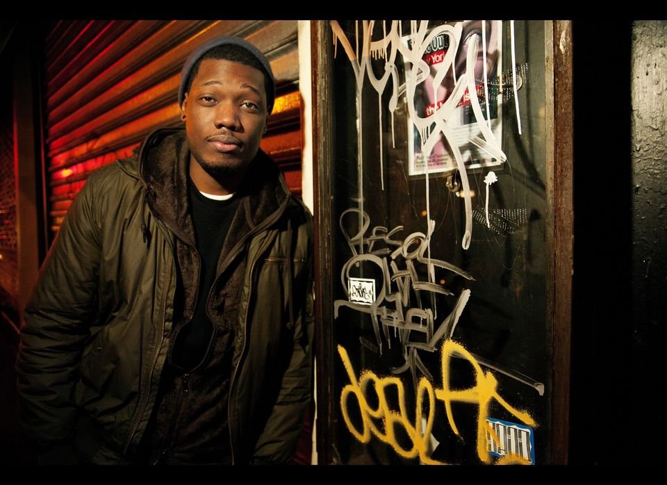 "Comedian Michael Che. Credit: <a href=""http://withreservation.com"" target=""_hplink"">Mindy Tucker, withreservation.com</a>"