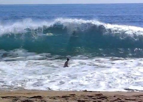 People vs  Waves: The Funniest Beach Wipeouts (VIDEO)   HuffPost