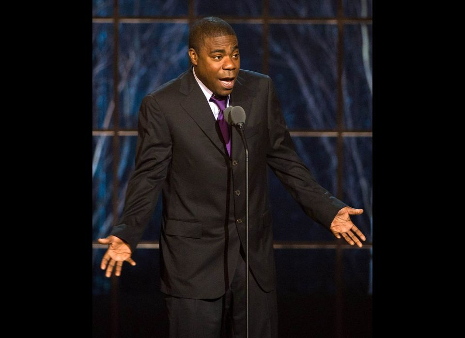 An angry audience member reported on Facebook that Tracy Morgan went on a tirade during a stand-up show allegedly saying that