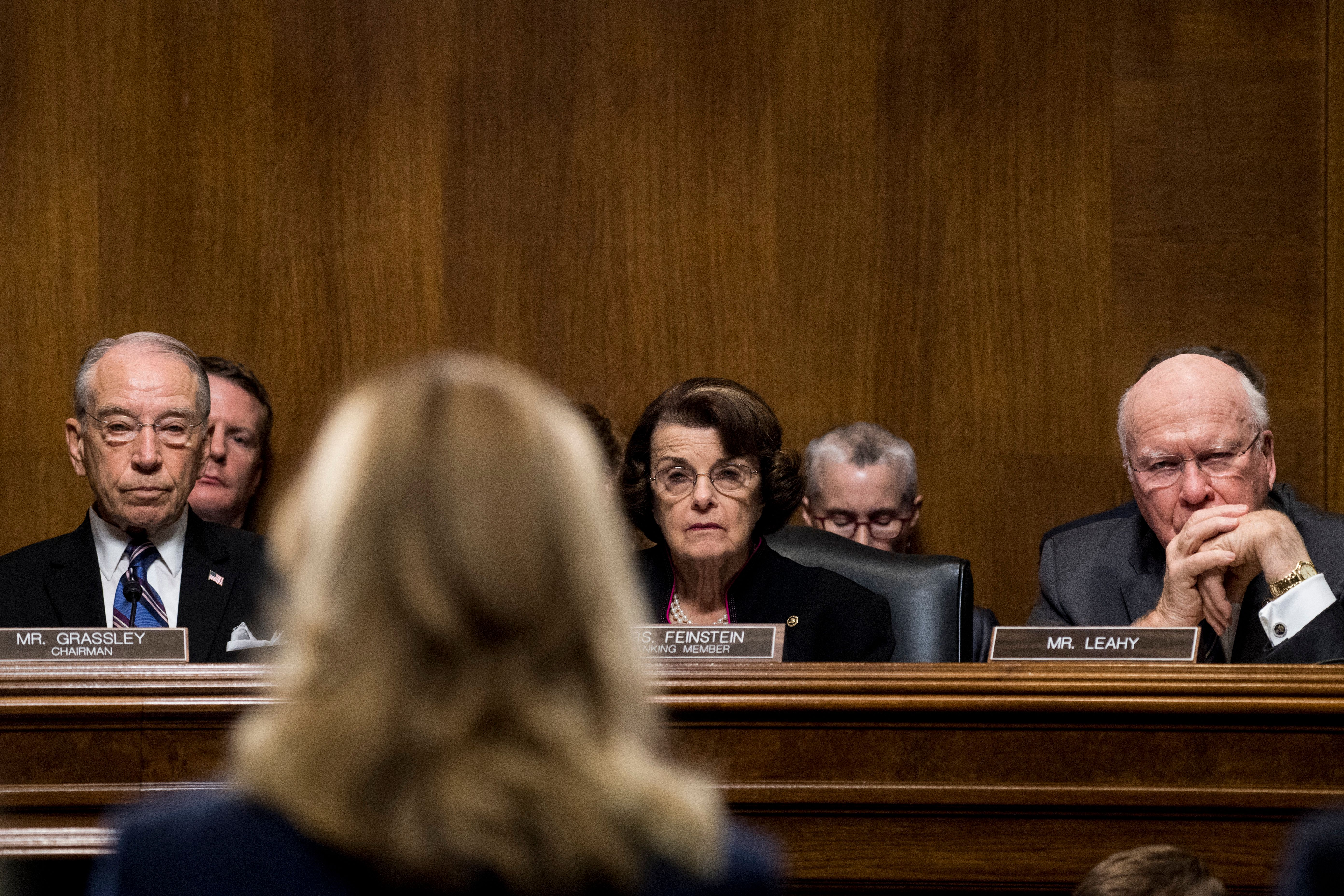 Why Did Christine Blasey Ford Have To Perform Her Victimhood For