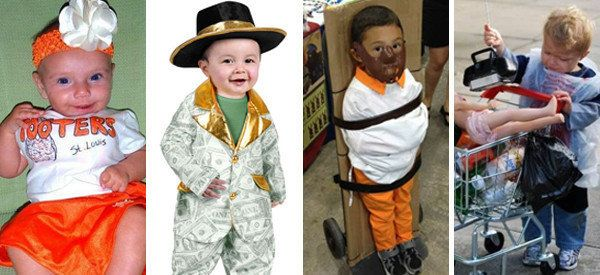 Inappropriate Baby Halloween Costumes.The Most Inappropriate Kids Halloween Costumes Ever Photos Huffpost