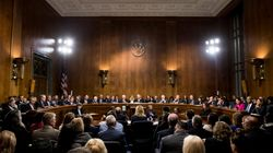 Dr Christine Blasey Ford Details Sexual Assault Allegations To A Room Packed Full Of