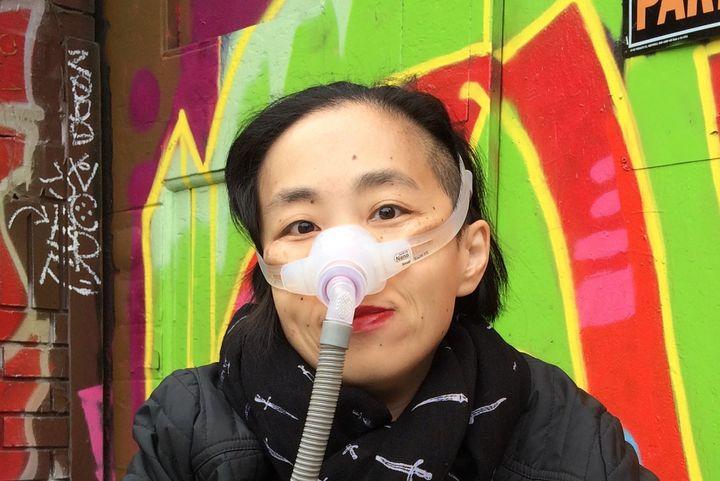 Activist Alice Wong<i></i><i></i>