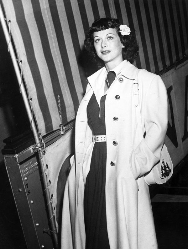 Lamarr in New York City in 1949.