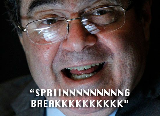 Scalia Quotes | Antonin Scalia Presents Quotes From Spring Breakers Instead Of