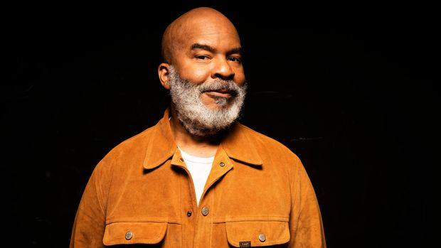 NEW YORK, NY - SEPTEMBER 27: David Alan Grier poses for a portrait in New York, NY on Sept. 27, 2018. (Photo by Damon Dahlen/HuffPost) *** Local Caption ***