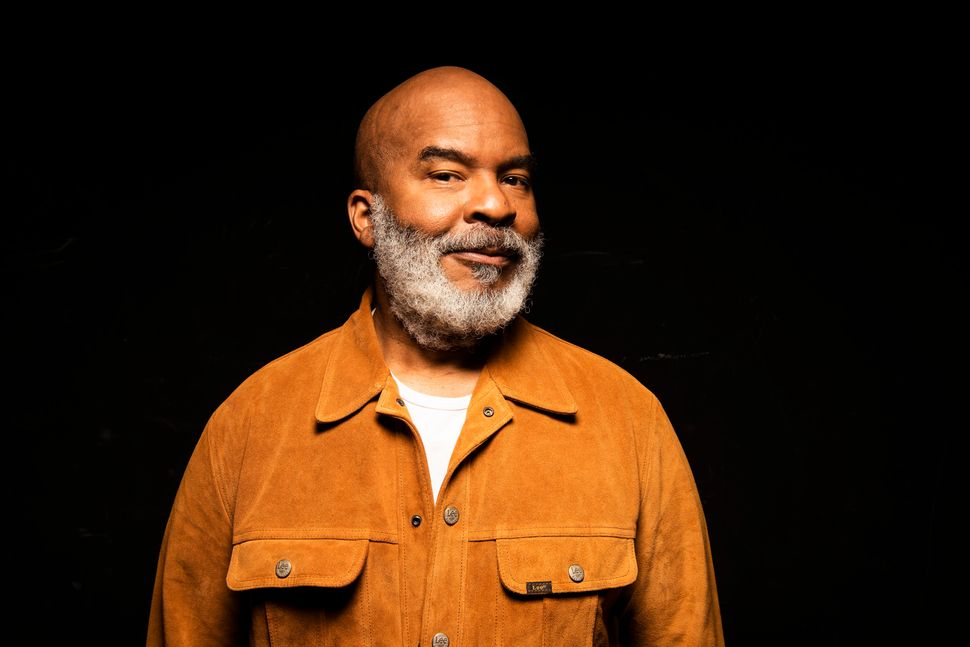 David Alan Grier poses for a portrait in New York City on Sept. 27, 2018.