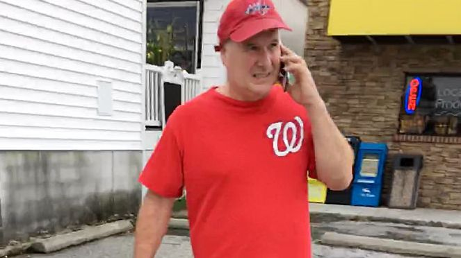 Mark Judge has been hiding in Delaware to avoid the recent media frenzy.