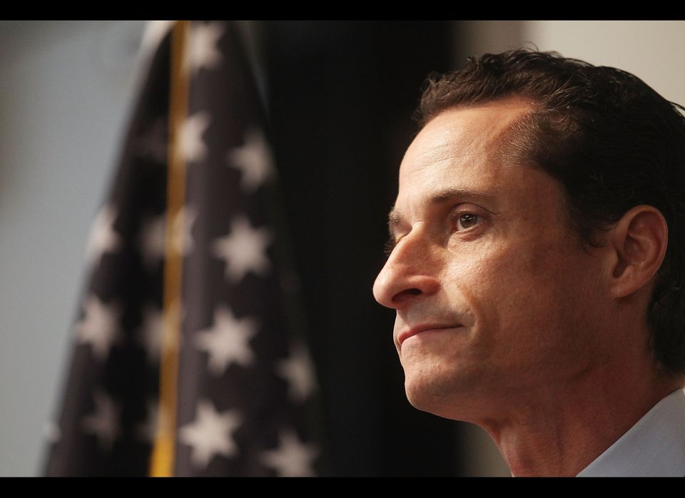"Rep. Anthony Weiner (D-N.Y.) was forced to <a href=""https://www.huffpost.com/entry/anthony-weiner-resigns_n_878229"" target=""_"