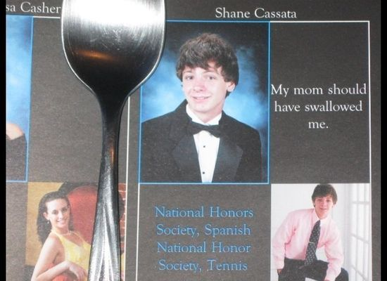 Harry Potter\' Yearbook Quote Takes The Cake (PHOTO) | HuffPost