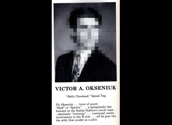 Harry Potter' Yearbook Quote Takes The Cake (PHOTO) | HuffPost