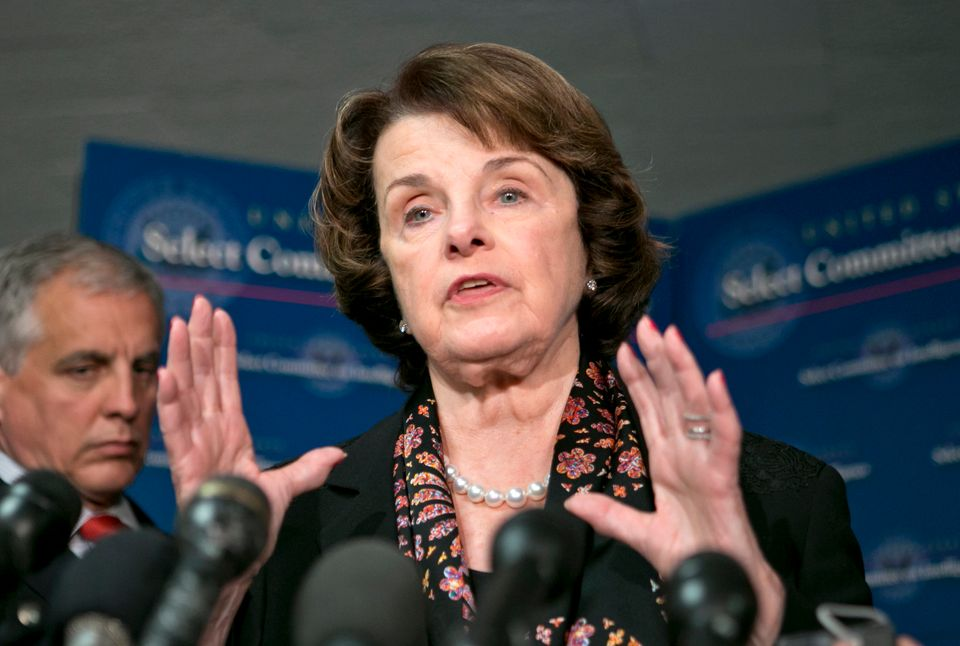 Sen. Dianne Feinstein (D-Calif.) said the court order for telephone records was part of a three-month renewal of an ongoing p