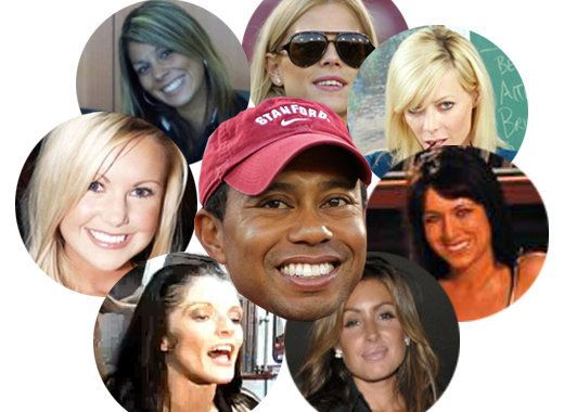 The Tiger Woods Mistress Generator Huffpost