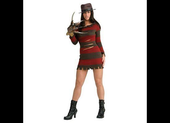 "We know there are generic sexy version of devils and witches and other ""scary"" costumes, but, really? You can't just put Fred"