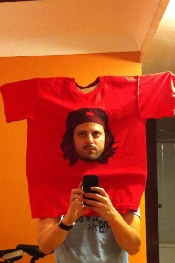 19 halloween costume ideas that are actually clever huffpost3 che guevara t shirt this is the greatest thing we\u0027ve seen since the onion\u0027s \u003ca href\u003d