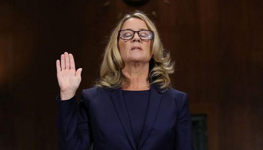 米最高裁判事候補からの性的暴行を告発した女性が公聴会で証言。その時、周囲はどんな顔をしていたのか。