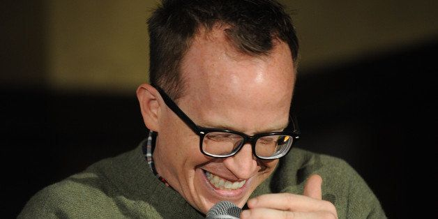 NEW YORK, NY - OCTOBER 25:  Television Host Chris Gethard attends 'The Chris Gethard Show' - Panel Discussion - 9th Annual Ne