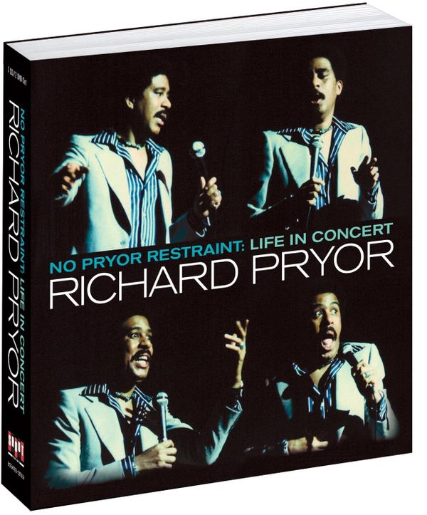 """The ULTIMATE Richard Pryor collection. Seriously. <a href=""""http://www.amazon.com/No-Pryor-Restraint-Life-Concert/dp/B00C6P7I8"""