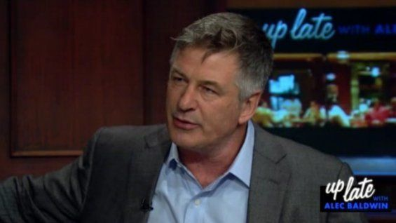 Oh, 'Up Late With Alec Baldwin', we hardly knew you. But we couldn't really say we were surprised either.