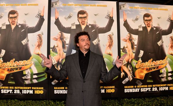 Danny McBride hasn't retired from being awesome, but his show has after four seasons.
