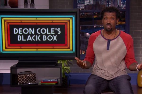 We only got 6 episodes of Deon Cole hosting his own show... not NEARLY enough.
