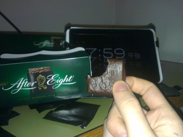 After eight? Only if you're a chump.
