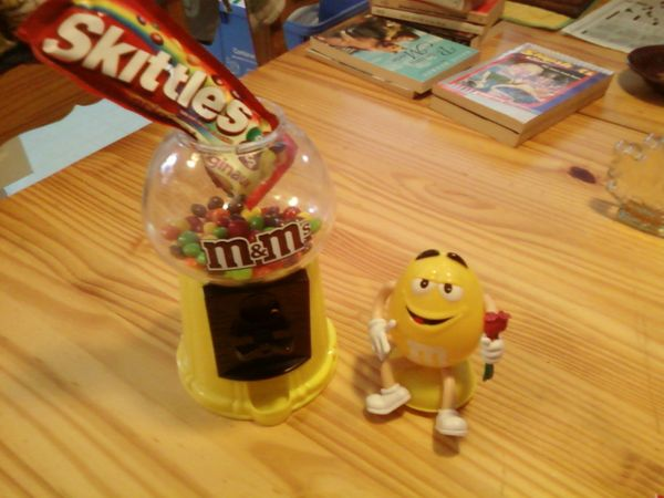 The divide between Skittles and M&M's have gone on for too long.