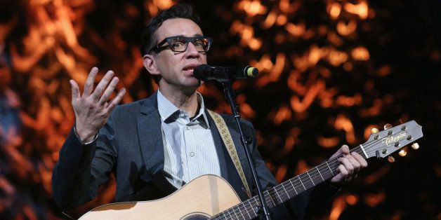 NEW YORK, NY - JANUARY 31:  Fred Armisen performs onstage at 'Howard Stern's Birthday Bash' presented by SiriusXM, produced b