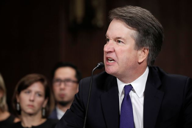 Brett Kavanaugh Says He Is Victim Of 'Grotesque Character Assassination' In Angry Denial Of Sexual Assault