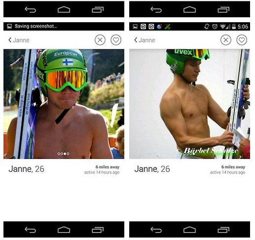 "Are you curious <a href=""http://sochiontinder.tumblr.com/"" target=""_blank"">which hot Olympians are on Tinder</a>? Of course y"