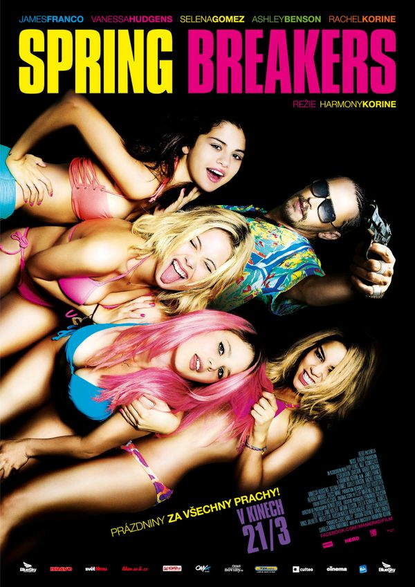 Invite your similarly ancient friends over to dissect the sexual, economic and political implications of Harmony Korine's 201