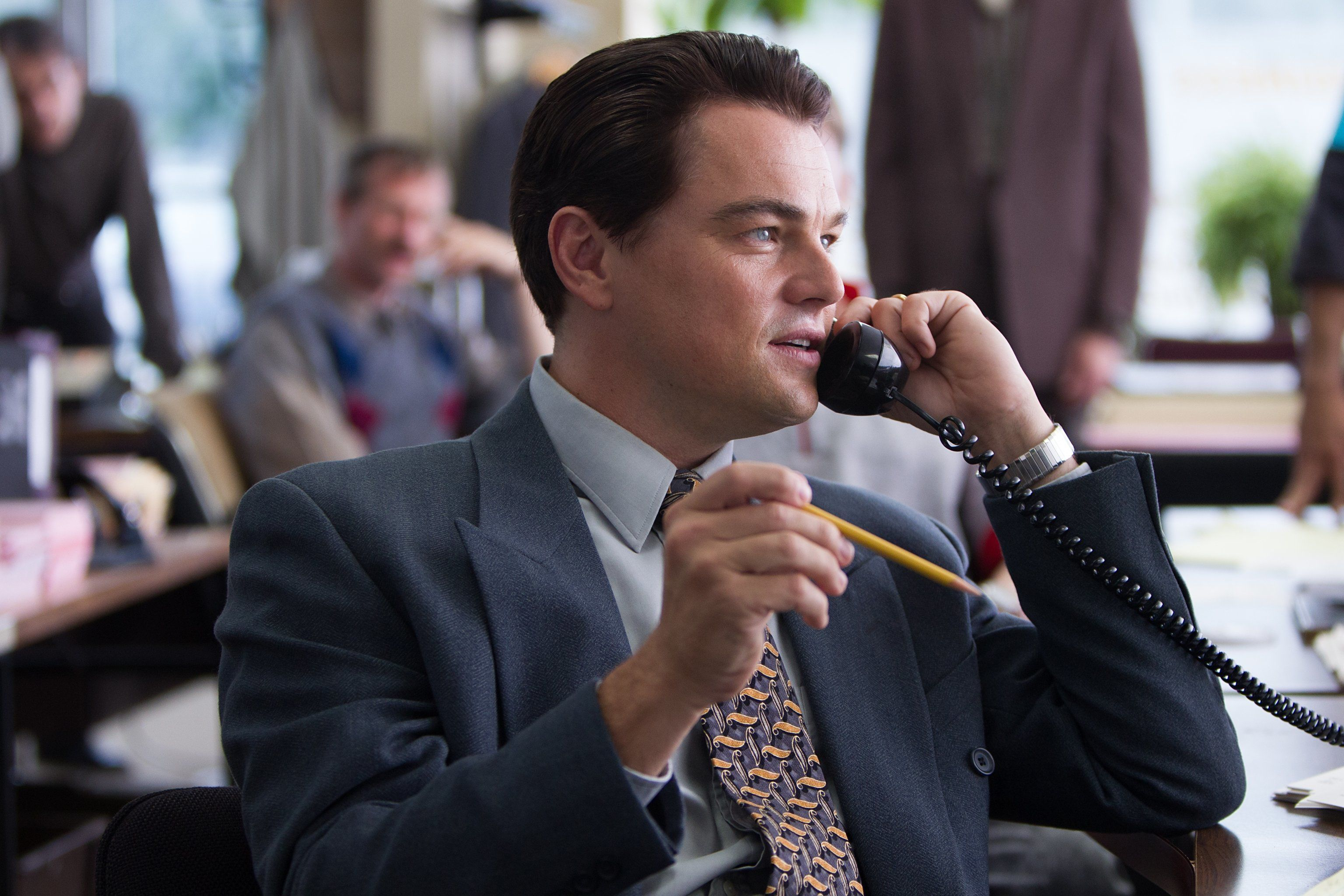 Wolf of wall street dubstep