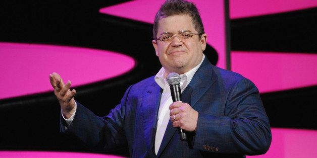 NEW YORK, NY - MAY 21:  Host Patton Oswalt speaks onstage at the 17th Annual Webby Awards at Cipriani Wall Street on May 21,
