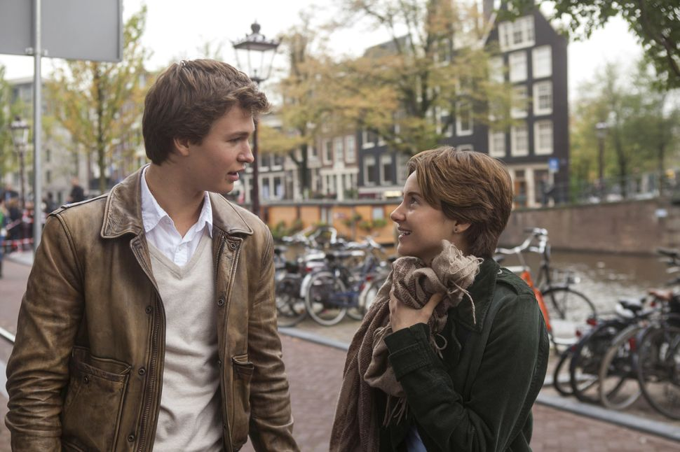 Bring the issues. Shailene Woodley and Ansel Elgort star in this adaptation of John Green's wildly popular young-adult novel.