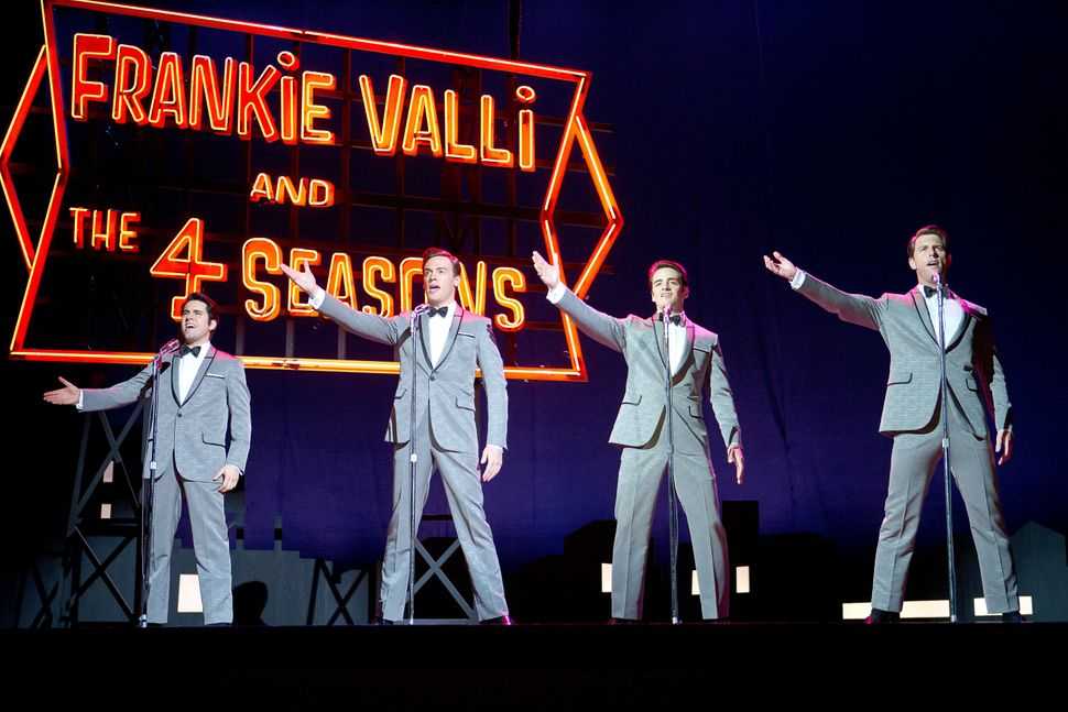 Clint Eastwood directs this adaptation of the popular Broadway musical about Frankie Valli and the Four Seasons.