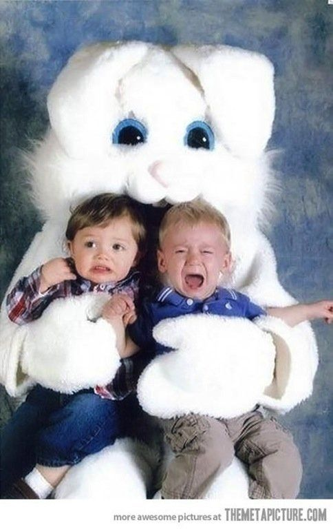 Blue eyes have never looked more terrifying.
