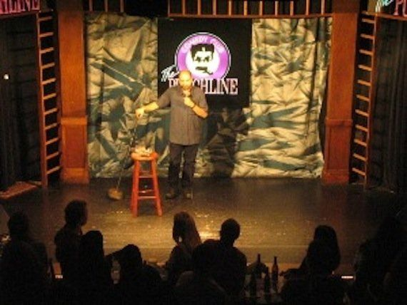 "<a href=""http://punchline.com/"" target=""_blank"">The Punchline Comedy Club </a>is Atlanta's oldest comedy club and hosts shows"