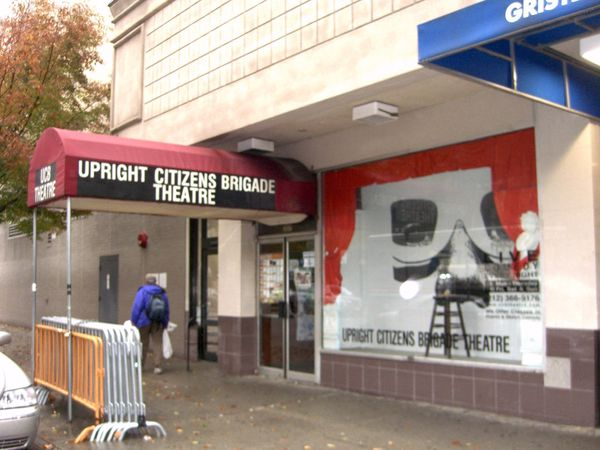 "The <a href=""https://www.ucbtheatre.com"" target=""_blank"">Upright Citizens Brigade Theatre</a> in Manhattan is where comedy st"
