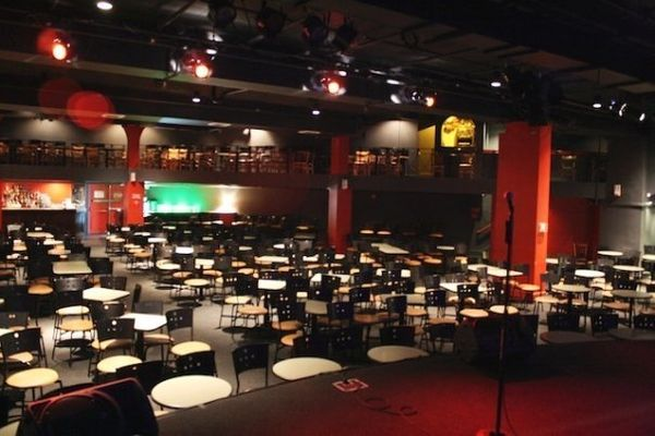 "Along with the West Coast location of Punchline, <a href=""http://cobbscomedy.com/"" target=""_blank"">Cobb's Comedy Club </a> is"