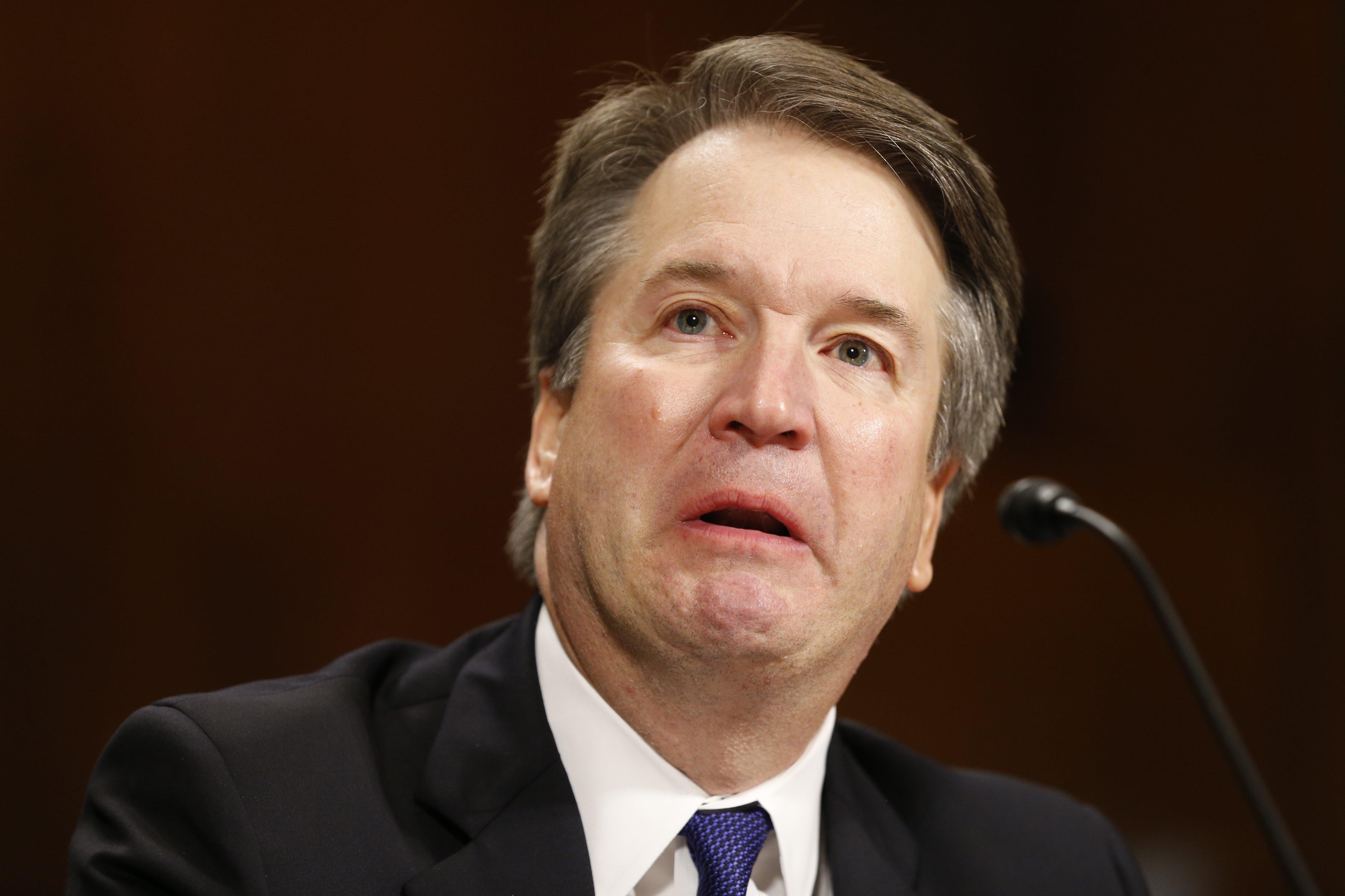 Here Are Brett Kavanaugh's Wildest Senate Testimony Moments