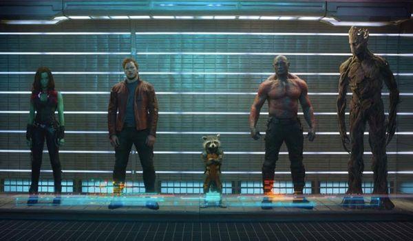 Chris Pratt is a superhero now.