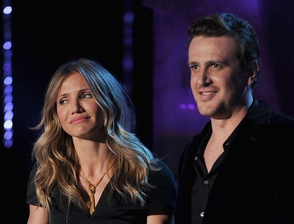 """Bad Teacher"" stars Cameron Diaz and Jason Segel reunite for ""Sex Tape,"" a new R-rated comedy about a couple who film their b"