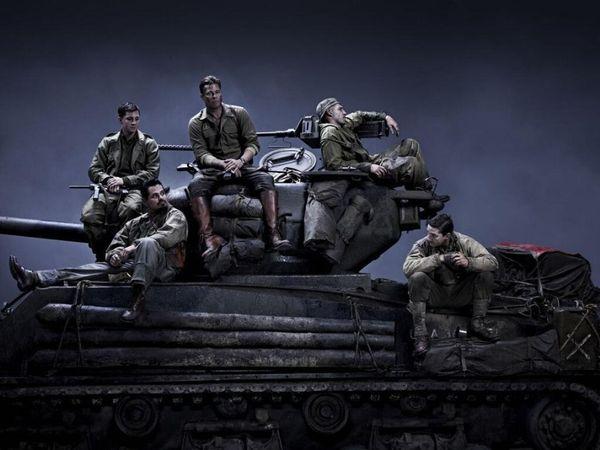 "Formerly titled ""Fury,"" this film stars Brad Pitt, Shia LaBeouf, Logan Lerman, Jon Bernthal, Michael Pena and a tank."